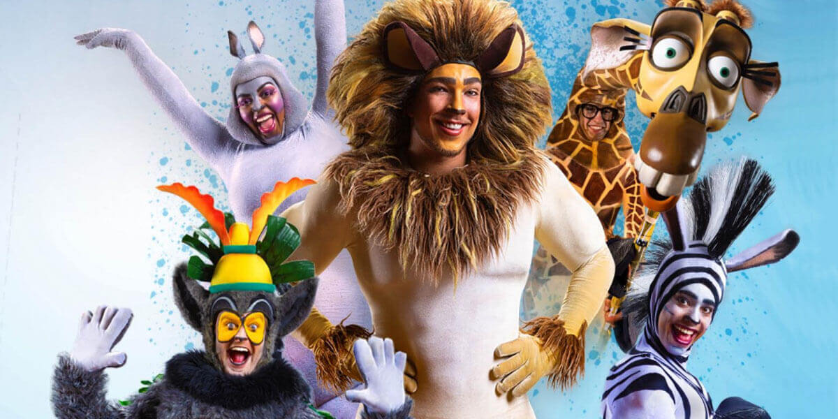 Madagascar – The Musical