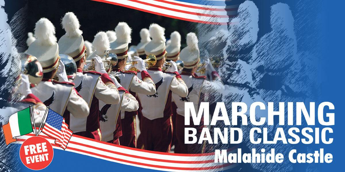 Malahide's Marching Band Classic