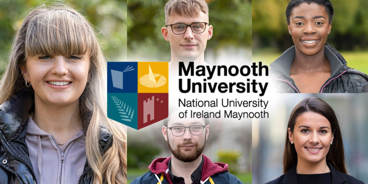 Maynooth University Open Day: Spring '21