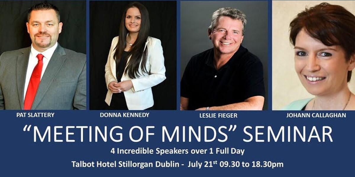 Meeting of Minds   Seminar