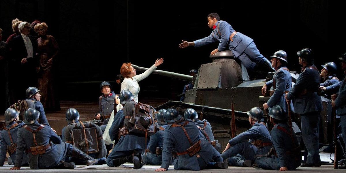 Met Opera: La Fille du Régiment (Encore)