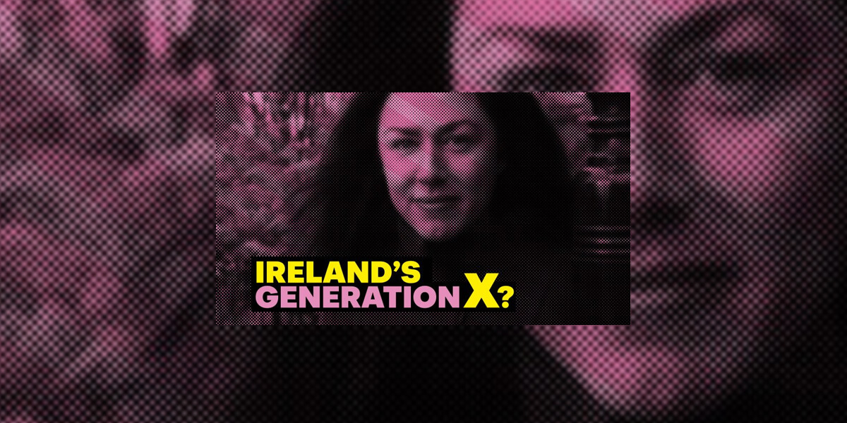 Ireland's Generation X? – Caitriona Lally