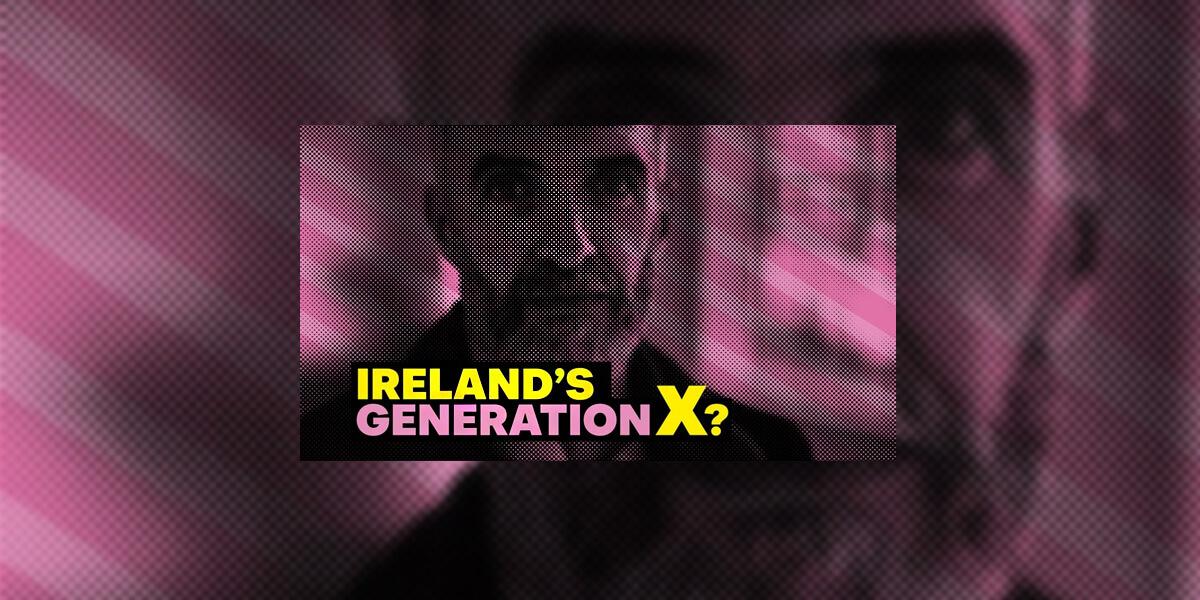 Ireland's Generation X? – Mark O'Halloran