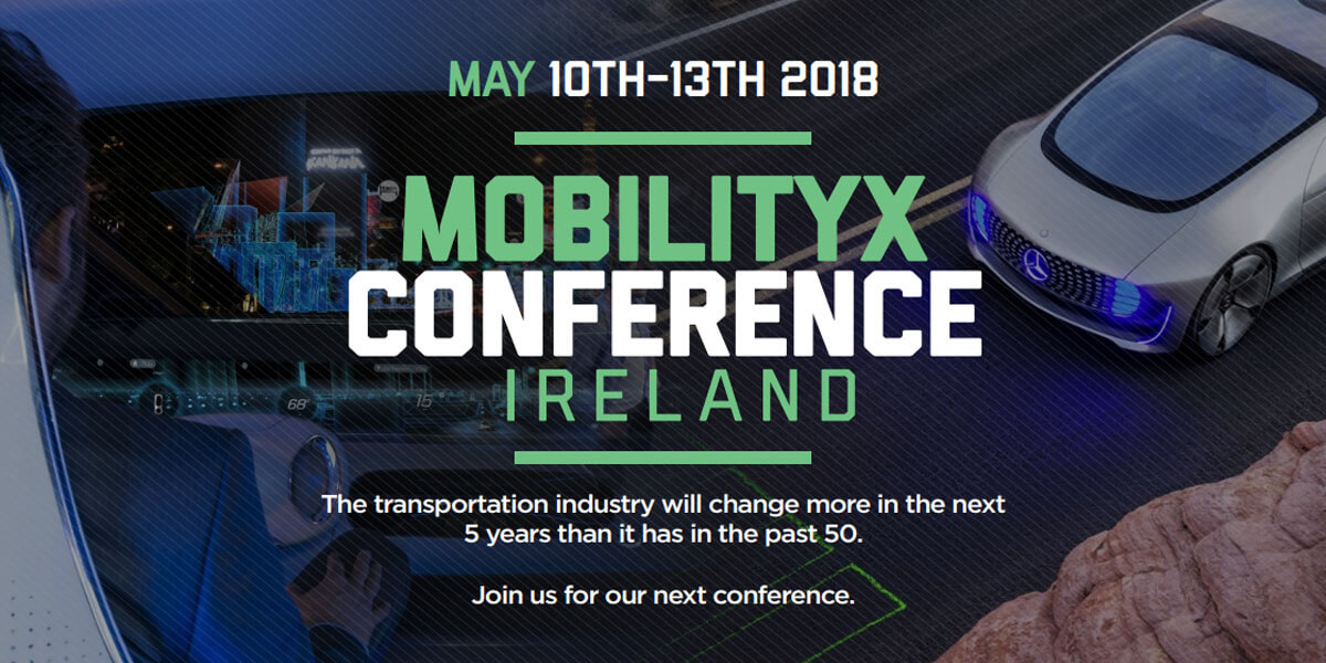 MobilityX Conference Ireland