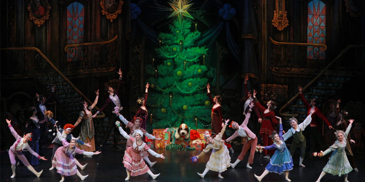Moscow City Ballet – The Nutcracker