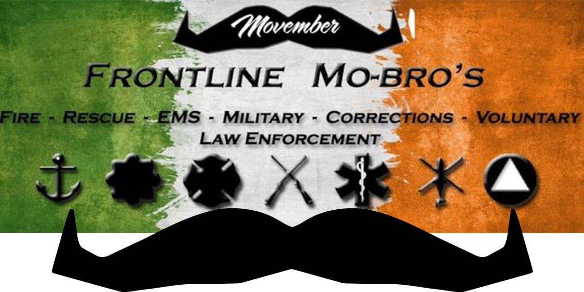 Movember | Frontline Mo-Bros – Emergency Services Open Day