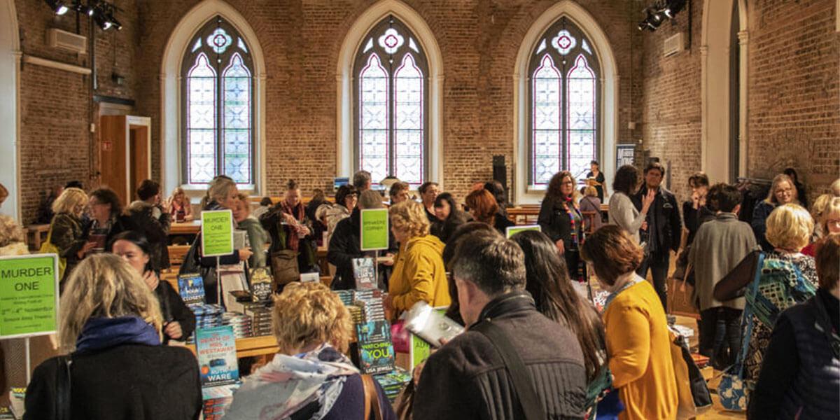 Murder One   Ireland's International Crime-Writing Festival