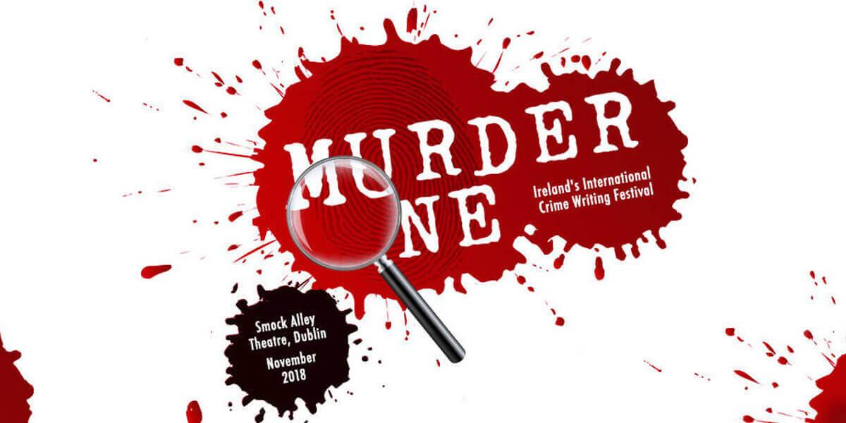Murder One Festival logo.