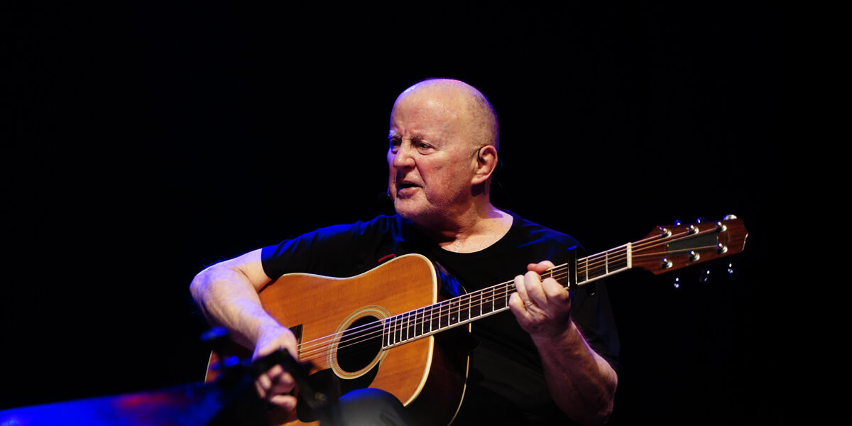 Christy Moore Live From The National Concert Hall Exclusive Global Event