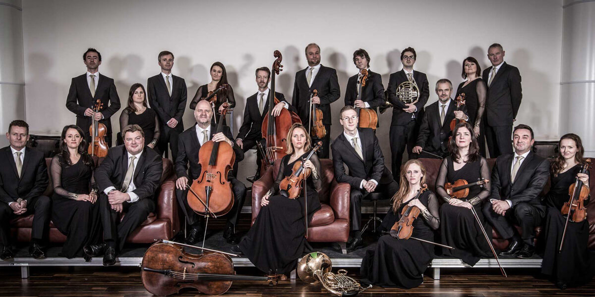 Irish Chamber Orchestra-Molique And Piazzolla