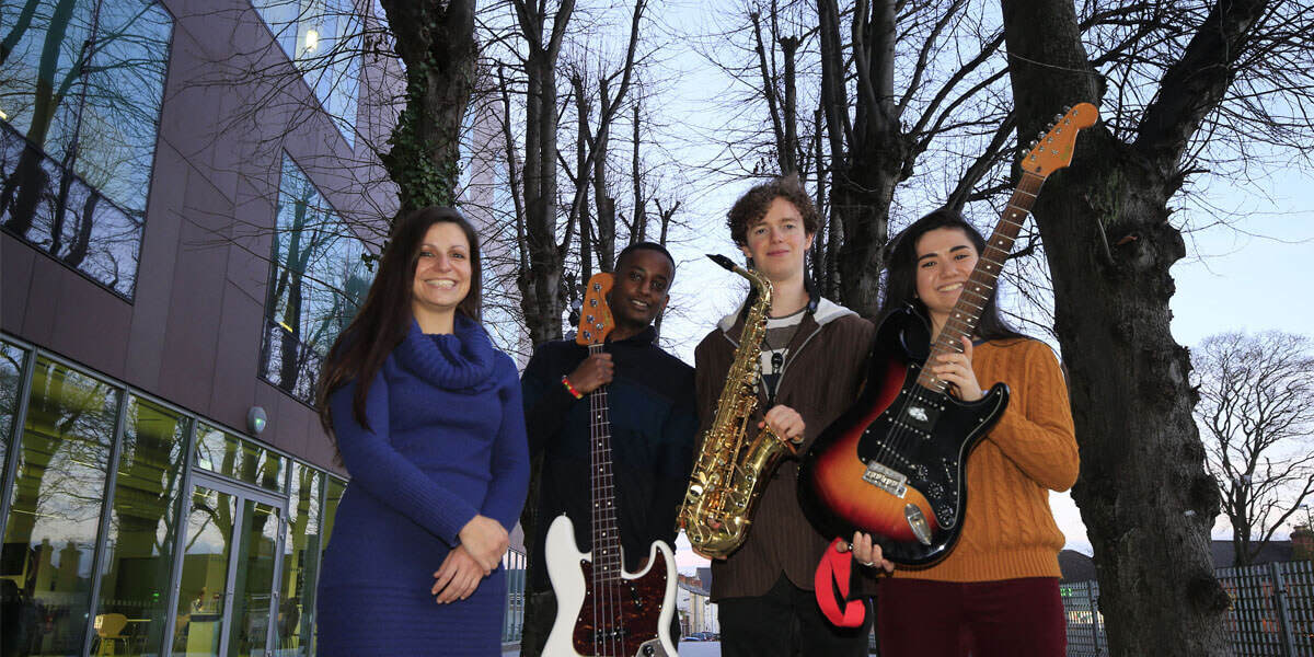 A Celebration of Emerging Jazz Artists in Ireland