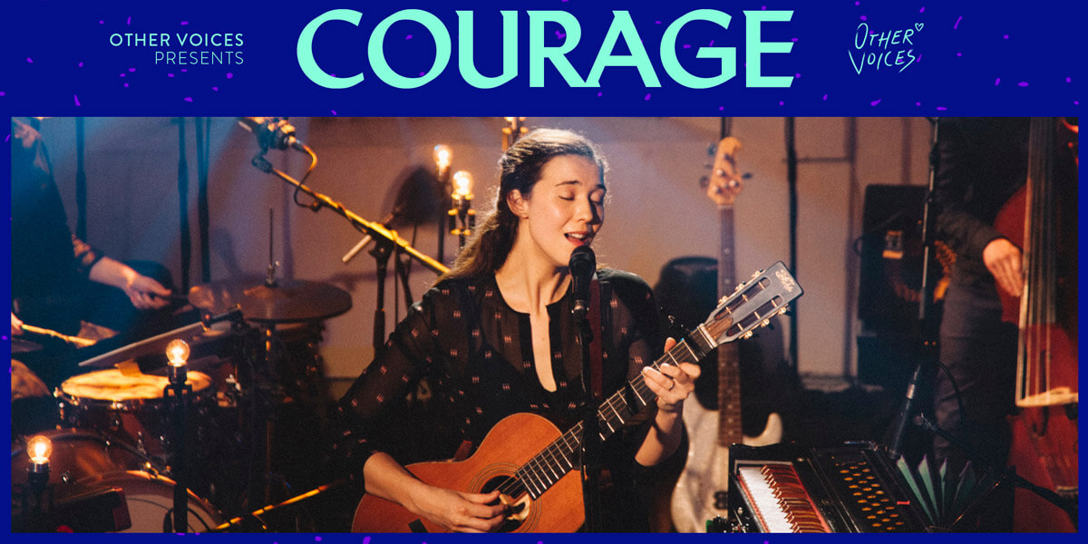 Lisa Hannigan – Courage at the National Gallery of Ireland
