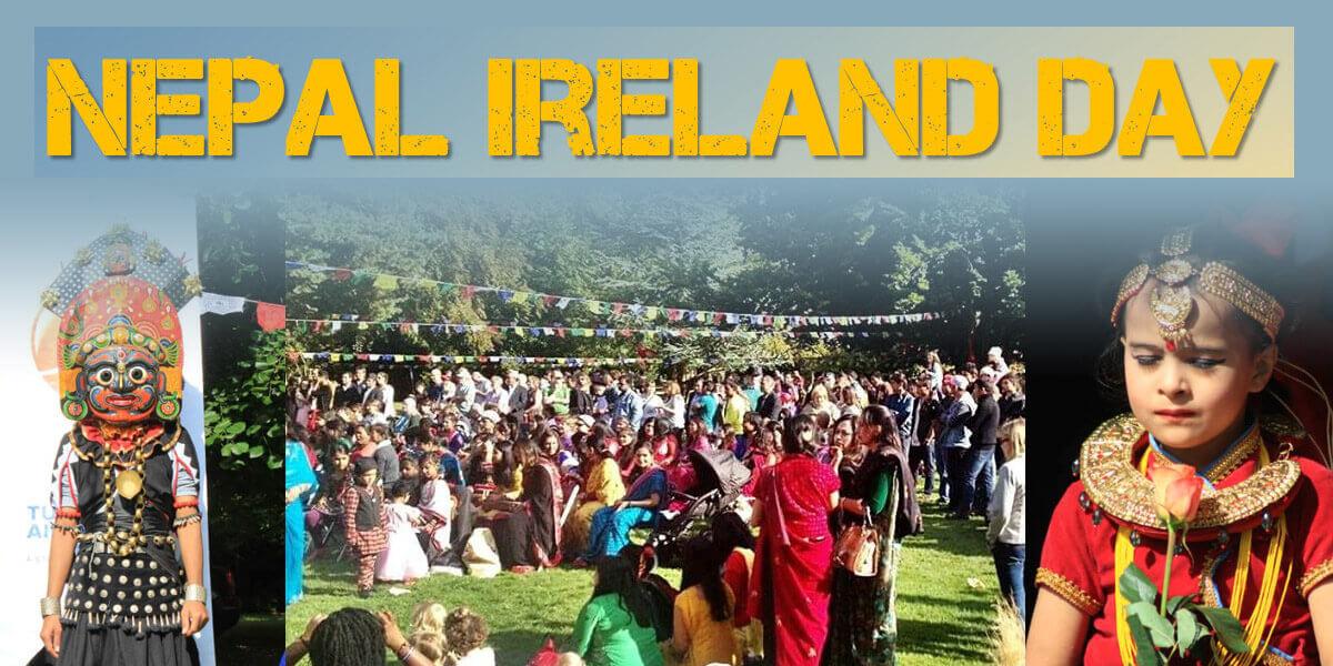 Nepal Ireland Day