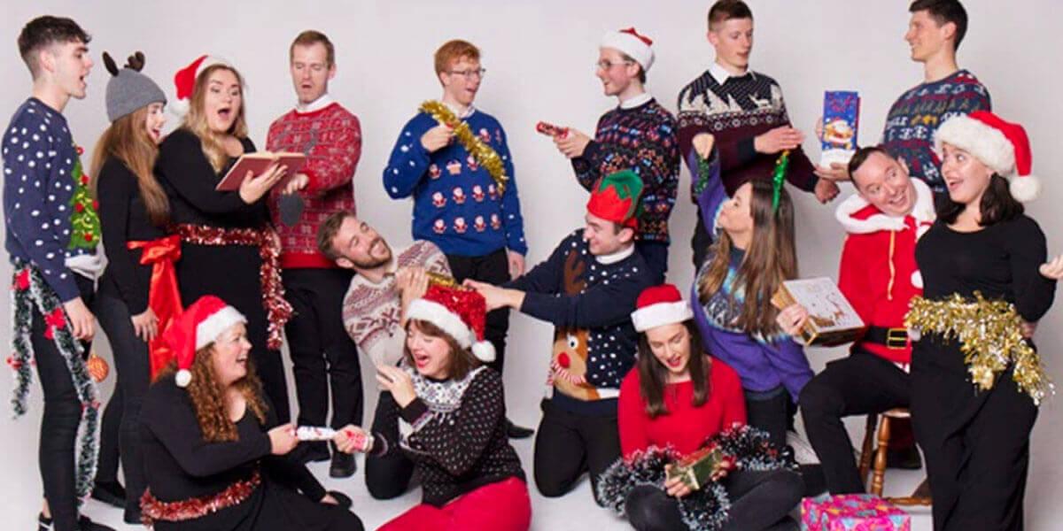 Carols for Christmas – New Dublin Voices & Bernie Sherlock