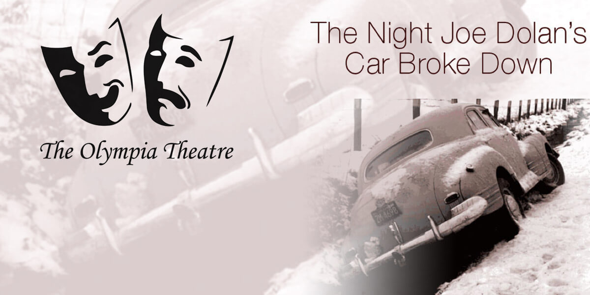 The Night Joe Dolan's Car Broke Down