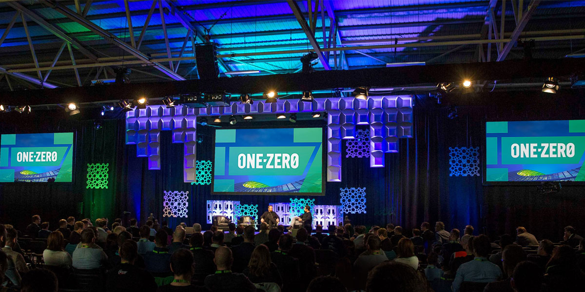 One-Zero Sport Tech Conference