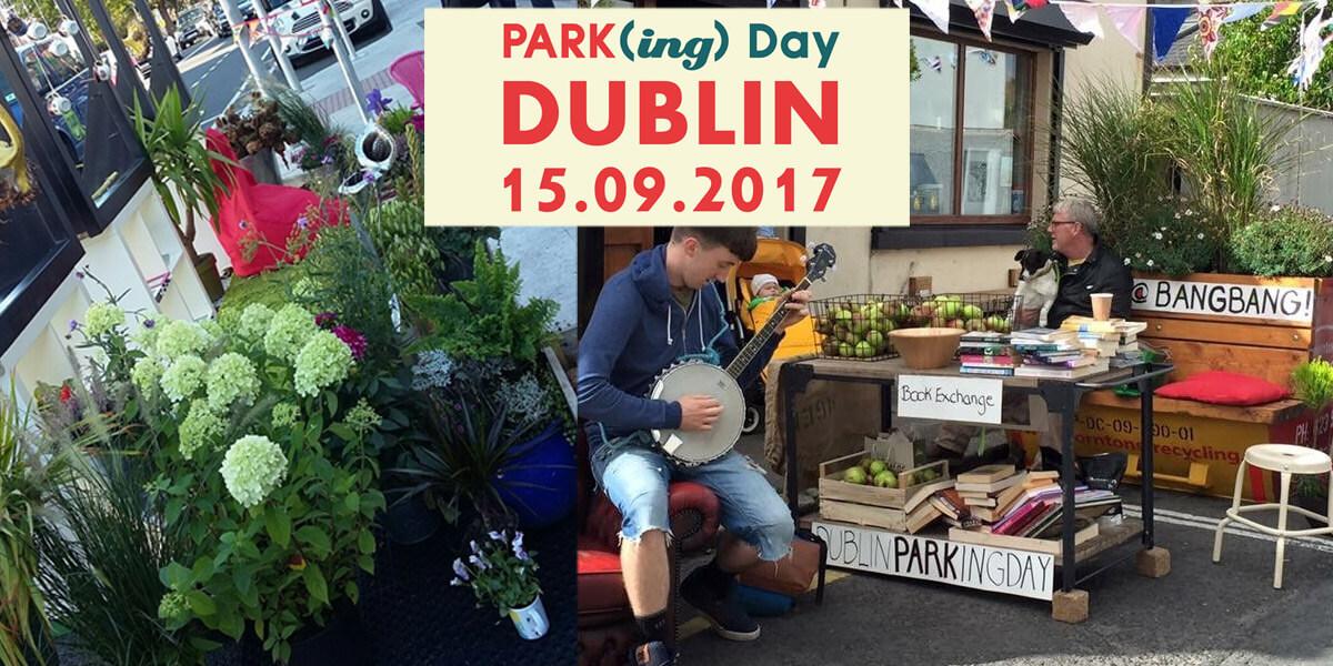 Park(ing) Day Dublin
