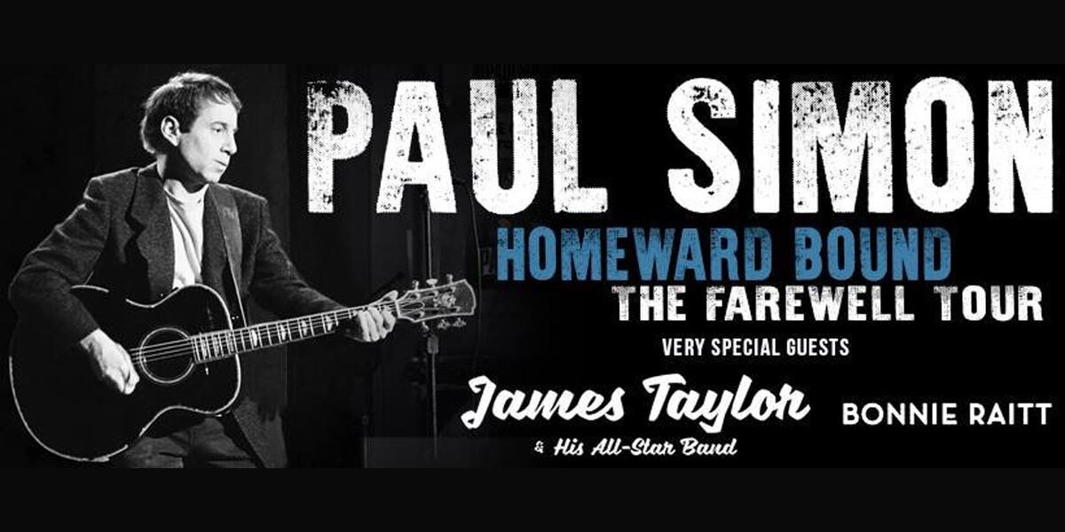 Paul Simon | Homeward Bound