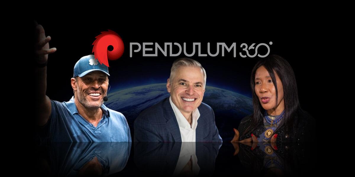 Pendulum 360° Virtual Event Launch