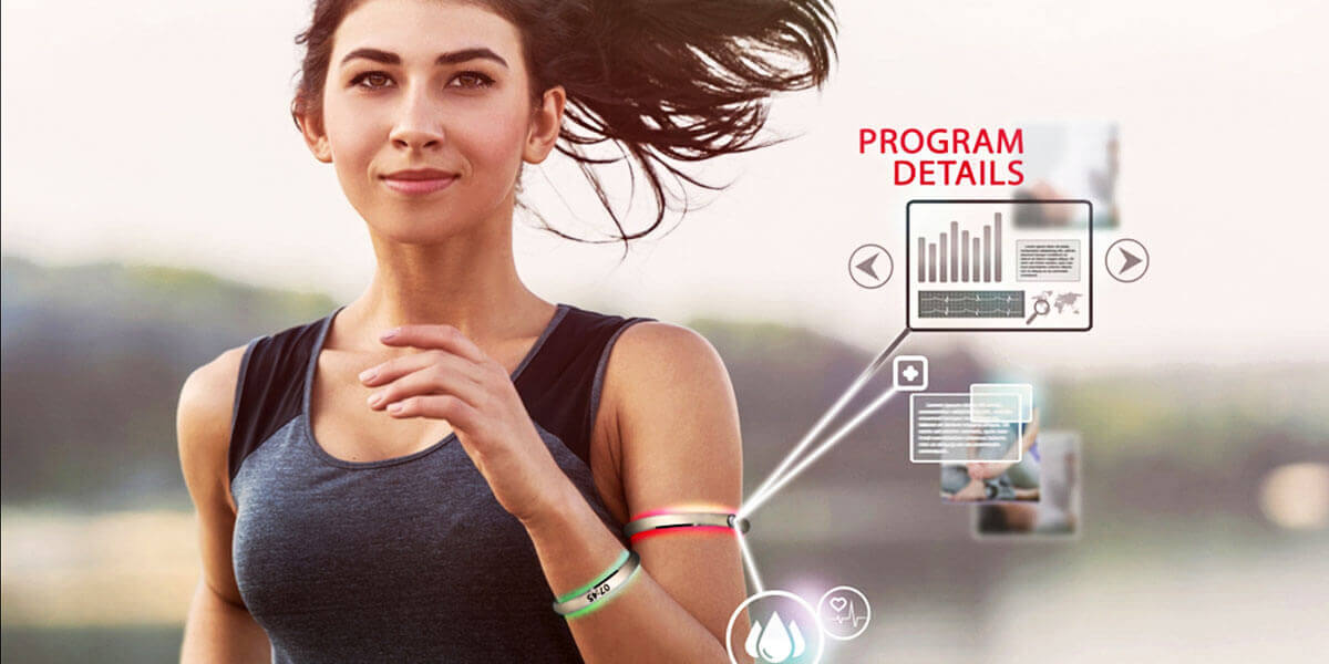 Quantified Self: Technology in Sports