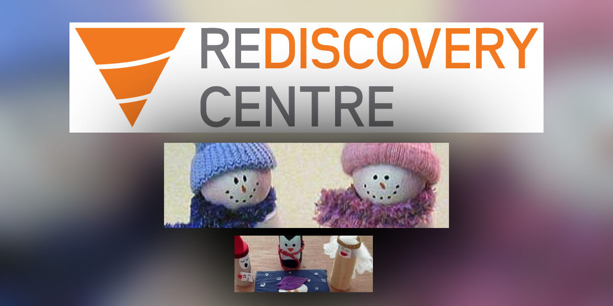 Christmas Crafts for Kids: Rediscovery Centre