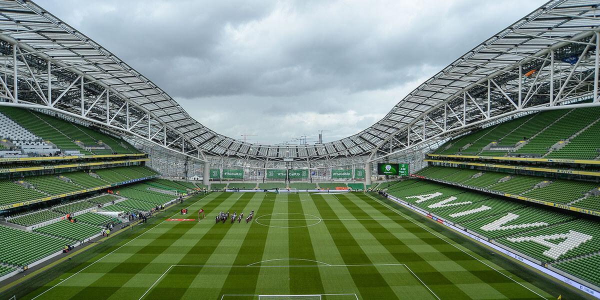 Republic of Ireland vs Northern Ireland