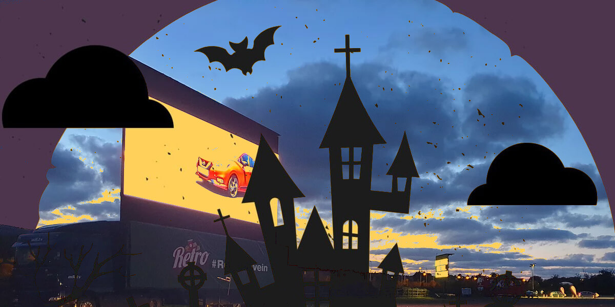 Halloween Drive-in Movies at Leopardstown