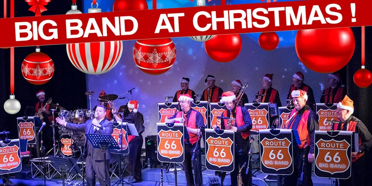 Route 66 Big Band at Christmas