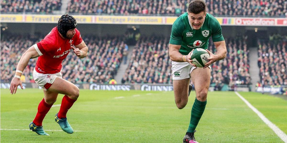 Guinness Summer Series 2019 – Ireland v Wales