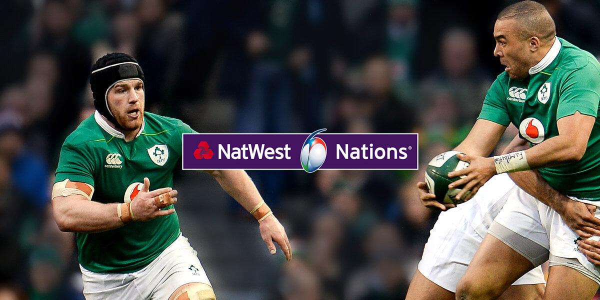 Ireland v Scotland- 6Nations