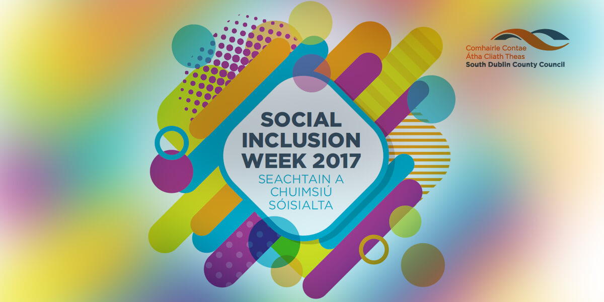 South Dublin County Council Social Inclusion Week