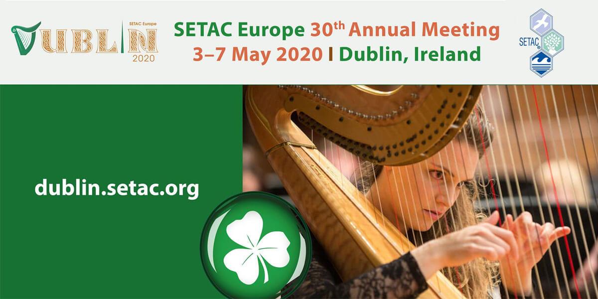 SETAC Europe 30th Annual Meeting