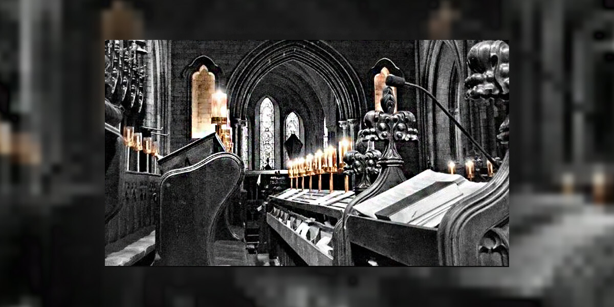 Saint Patrick's Cathedral After Dark