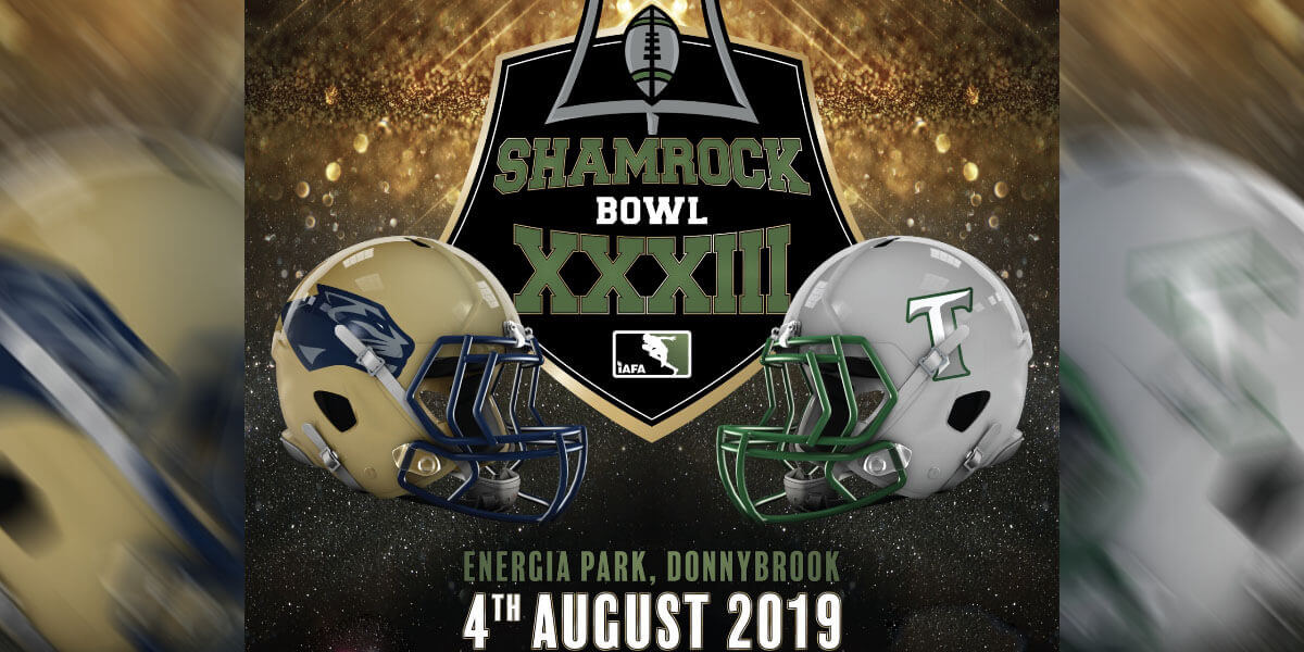 Shamrock Bowl XXXIII at Energia Park