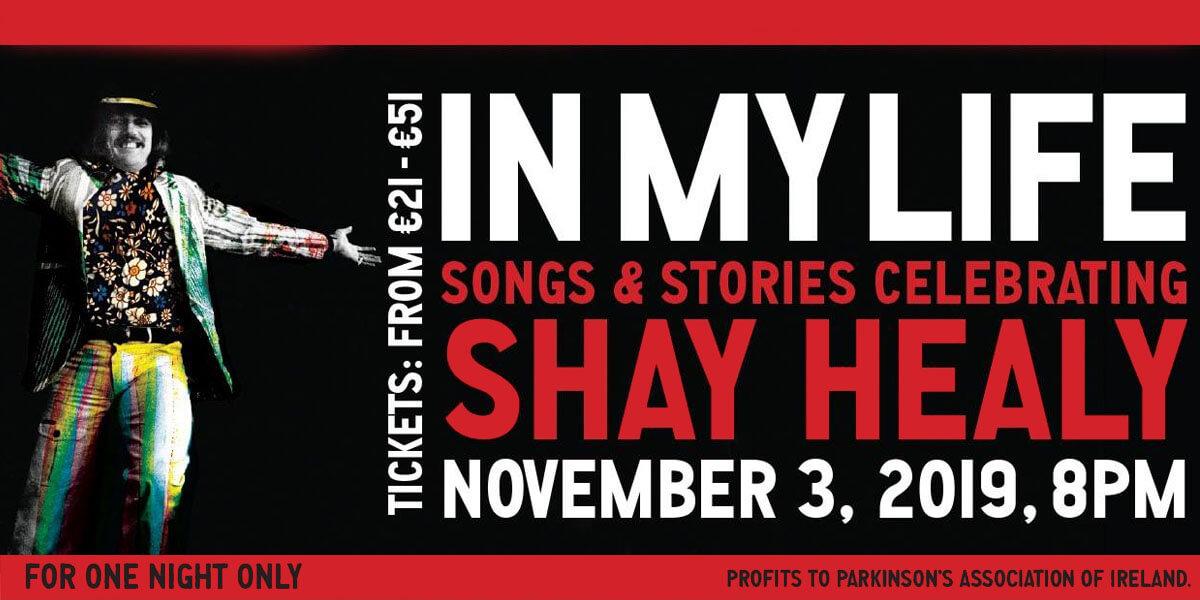 Shay Healy – In My Life