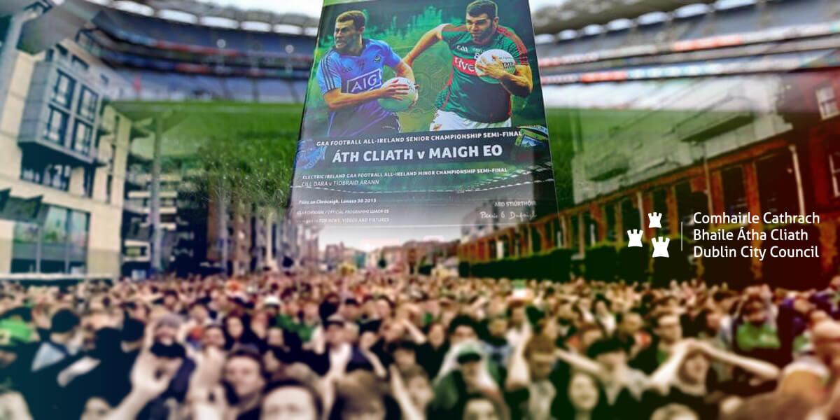 All Ireland Senior Football Final Screening