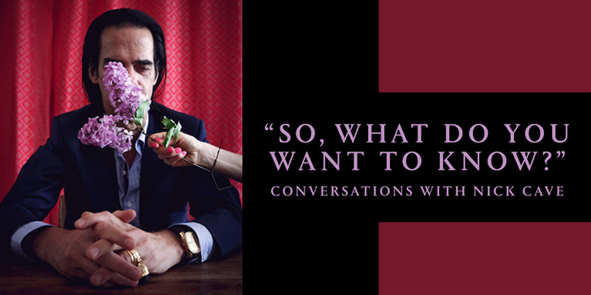 """So, What Do You Want to Know?"" 