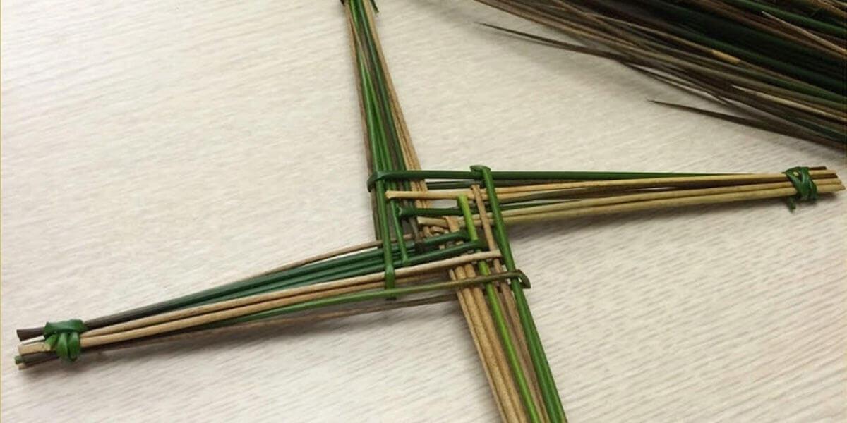 St Brigid's Cross Make-and-Take Workshop