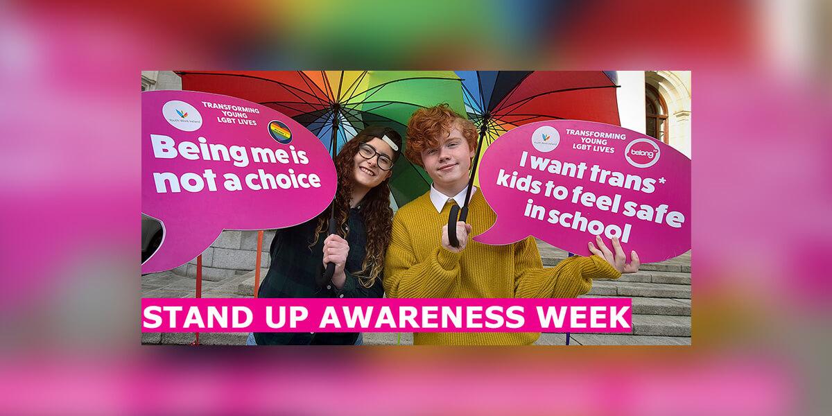 Stand Up Awareness Week