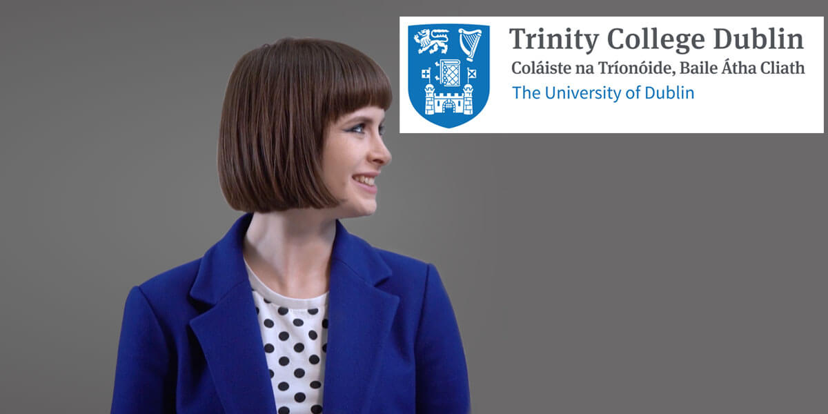 Trinity College Dublin: Postgraduate Virtual Open Day