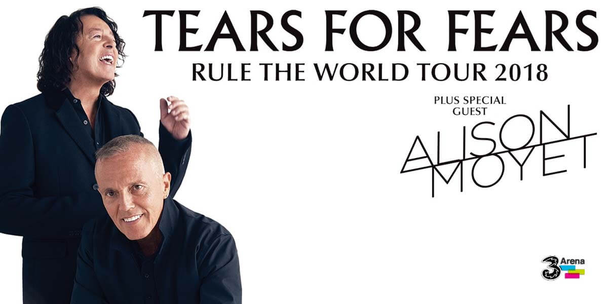Tears for Fears | Rule The World Tour 2019