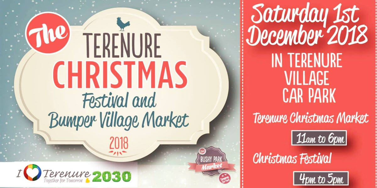 The Terenure Christmas Festival and Bumper Village Market