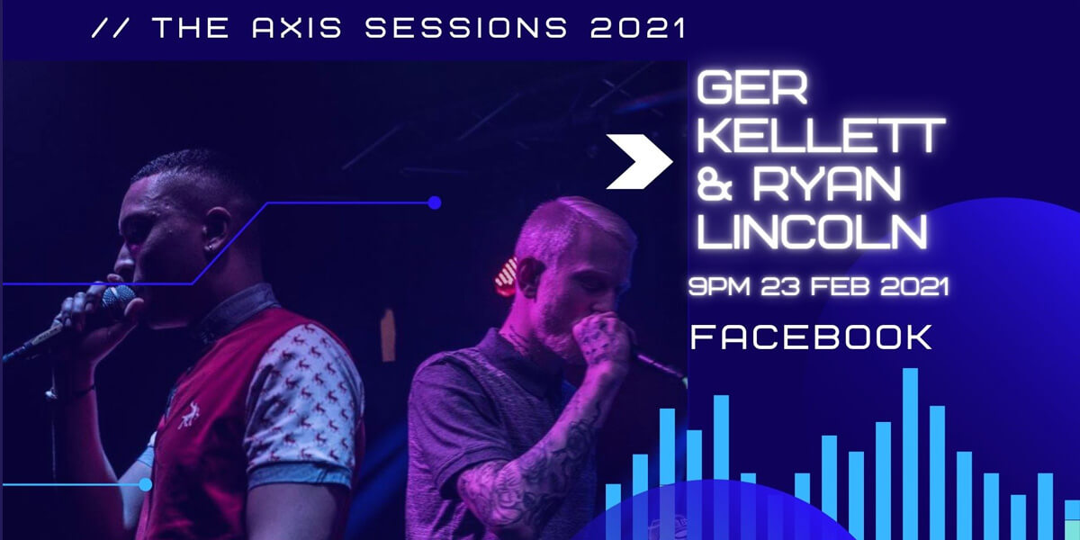 The Axis Winter Sessions: Ger Kellett & Ryan Lincoln