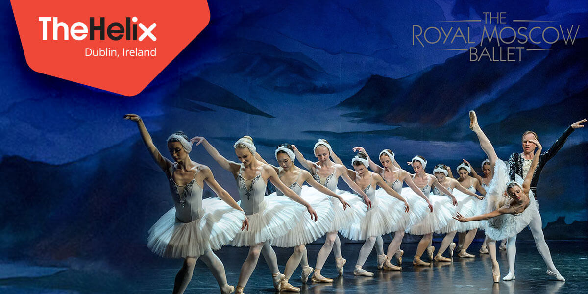 The Royal Moscow Ballet presents Swan Lake