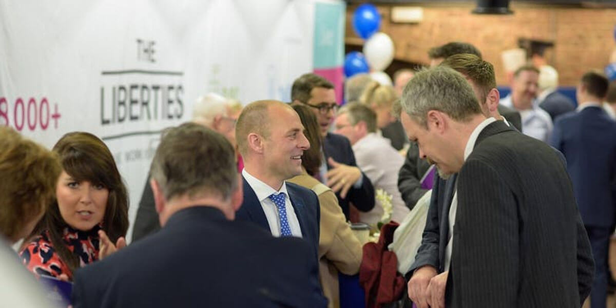 The Liberties Business Forum: Tourism Businesses Networking Morning