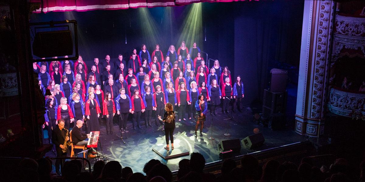 The Line-Up Choir Summer Concert