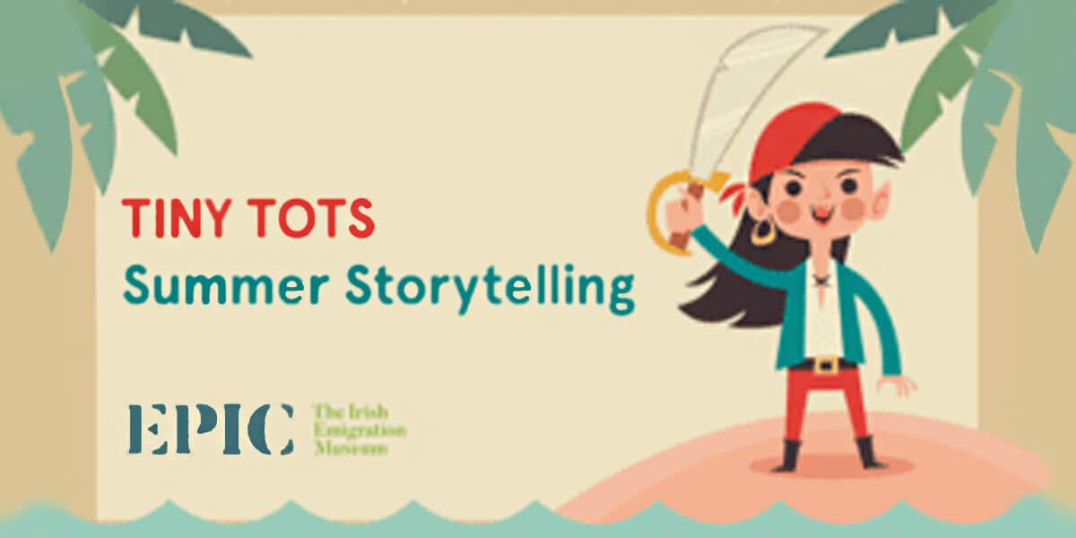 EPIC Tiny Tots: Summer Storytelling