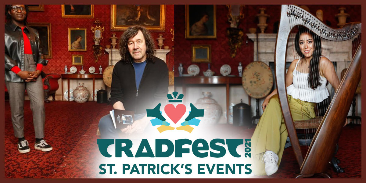 TradFest Temple Bar celebrates St Patrick's Week@Home