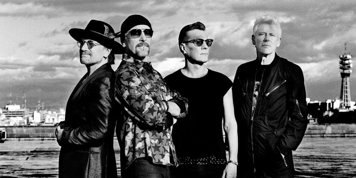 U2 : : eXPERIENCE + iNNOCENCE Tour 2018