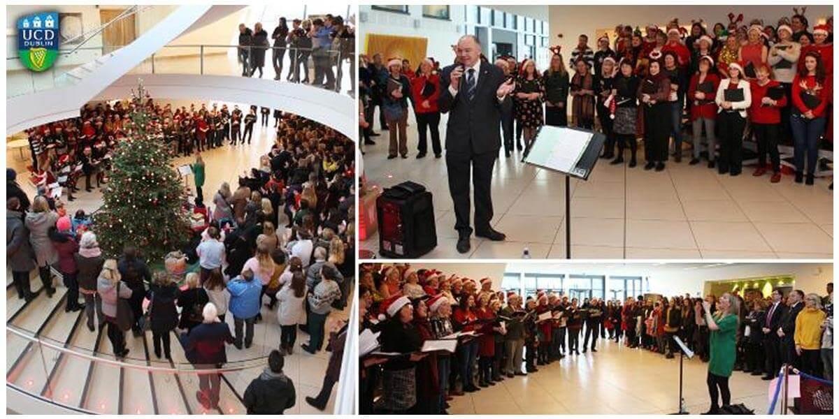 UCD Community Choir Annual Christmas Recital